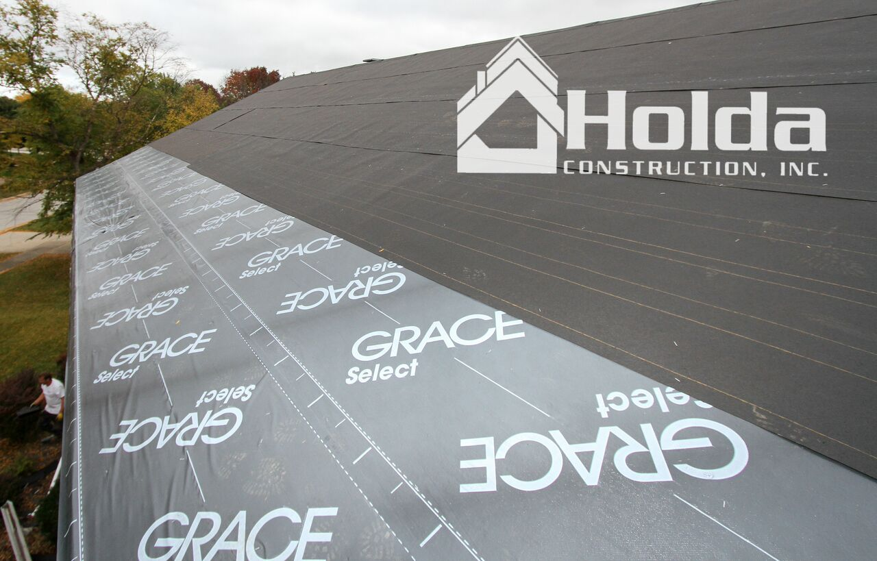 Holda Construction Inc Preparing For Your New Roof