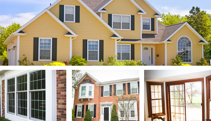 Windows and Doors & Holda Construction Inc. Roofing and Siding Installation Services ...
